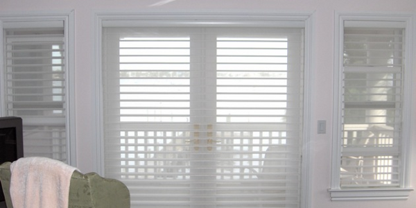Window Treatments Shades Blinds Shutters West Palm Beach - Hunter douglas blinds for patio doors