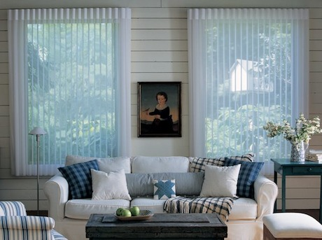 Luminette Privacy Sheer Draperies West Palm Beach
