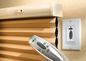 Platinum Motorization Technology from Hunter Douglas