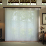 Window Coverings for Sliding Glass Doors -  Privacy Sheers