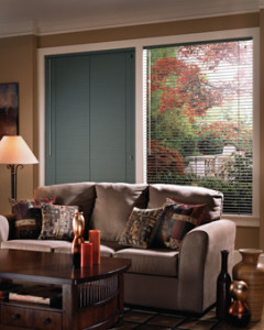 Aluminum Reveal Blinds