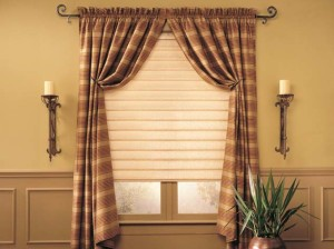 Custom Drapery and Drapery Hardware