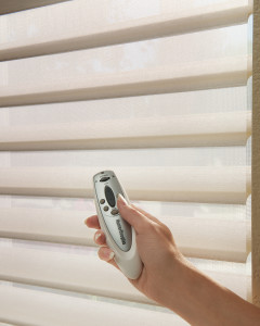 Motorized Blinds, Shades