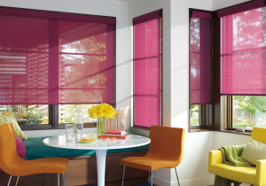Sheer to Opaque Window Treatments in Palm Beach